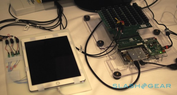 nVidia hat den Apple A8x-Prozessor vom iPad Air 2 isoliert und vergleicht diesen direkt mit dem Tegra X1.