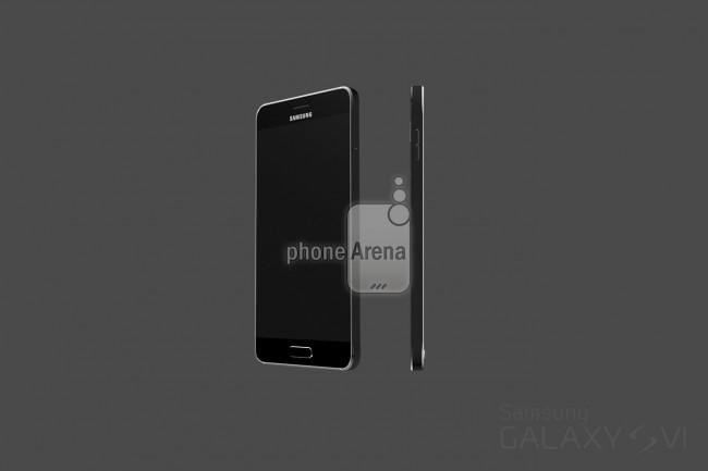 Sehen wir hier das neue Samsung Galaxy S6?