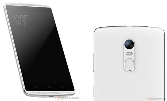 Das Lenovo Vibe X3 gehört mit seinen Spezifikationen zur Oberklasse. (Bild: myphone.com)