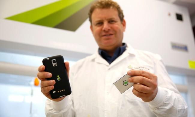 Doron Myersdorf, Gründer und CEO von StoreDot. Foto: Gali Tibbon/Handout
