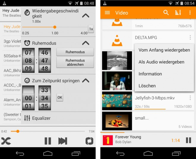 VLC for Android - 02