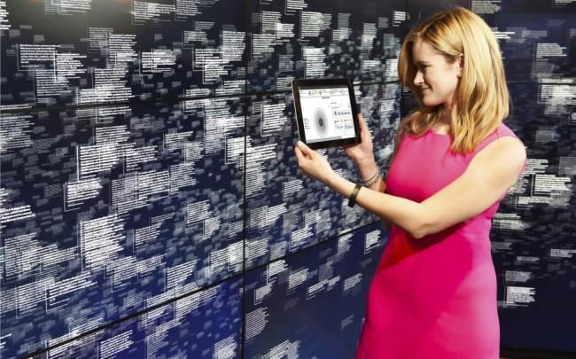 Das Unternehmen IBM will auf der Basis seiner Künstliche-Intelligenz-Software Watson eine offene Cloud-basierte Gesundheitsplattform entwickeln. (Foto: IBM)