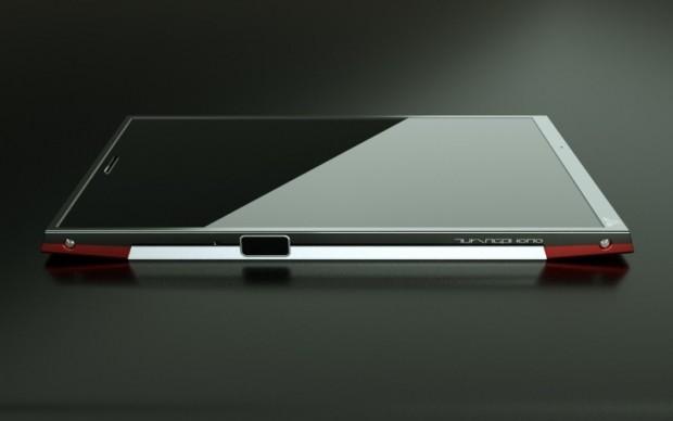 Schnittig: Das Turing Phone. (Bild: TRI)