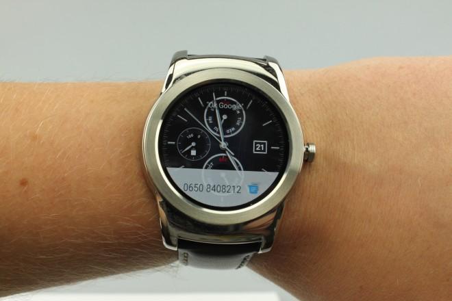 Könnte bereits einer der Nachfolger der LG G Watch Urbane den Sechseck-Akku an Bord haben? (Bild: AndroidMag)