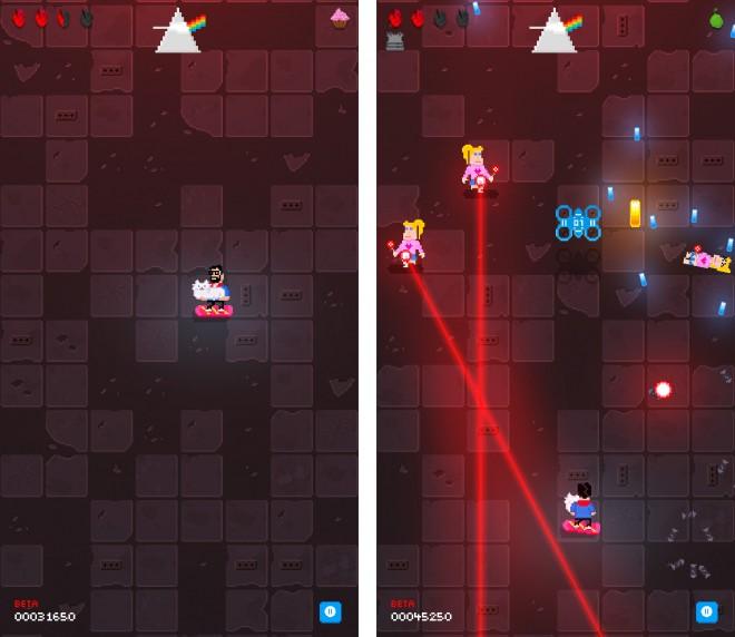 Shooting Stars lässt das Herz vieler Space Invader-Fans höher schlagen.