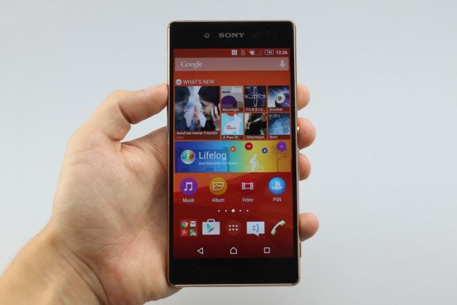 War das Sony Xperia Z3+ das letzte Gerät der Z-Serie?