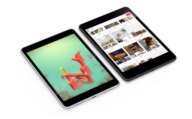 """Ein erster Schritt zurück in die Smartphone-Welt: das Android-Tablet """"N1"""", das Nokia bereits 2014 vorgestellt hat. (Foto: Nokia)"""