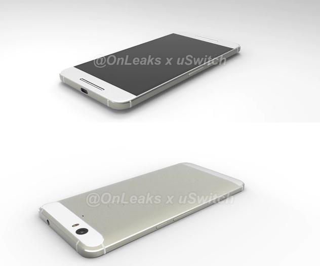 Das Nexus 6P von Huawei soll mit einem edlen Gehäuse aus Metall punkten.