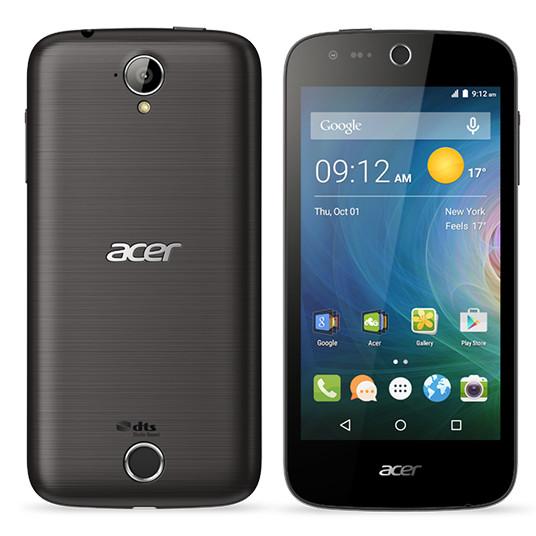 Das Android-Smartphone Liquid Z330 gibt es unter dem Namen Liquid M330 auch in einer Version, die Windows als Betriebssystem verwendet. (Foto: Acer)