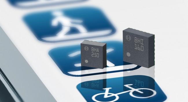 Die Sensorsysteme BHI160 und BHA250 besitzen einen eigenen Prozessor, der es unnötig macht, den Hauptprozessor des Smartphones einzuschalten, nur um Sensordaten zu verarbeiten. (Foto: Bosch Sensortec)
