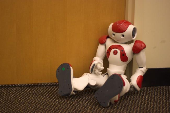 Image: Nao humanoid robot by Jiuguang Wang (CC BY-SA 3.0)