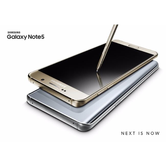 """Der Eingabestift """"S Pen"""" des """"Galaxy Note 5"""" erleichtert das Zeichen und das handschriftliche Eingeben von Text. (Foto: Samsung)"""