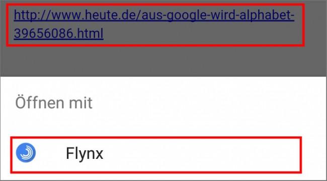 Screenshot: androidmag.de