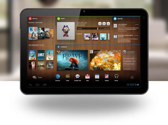Die alternative Android-Oberfläche Chameleon konnte auf kickstarter.com über 50.000 Euro sammeln, und kann somit in Produktion gehen. Foto: kickstarter.com