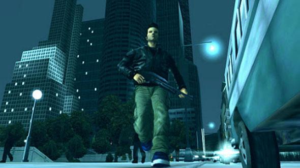 Gesellschaftswidriges Verhalten wird in GTA 3 sogar honoriert.