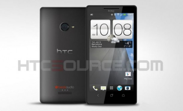 So könnte das HTC M7 aussehen. Foto: talkandroid.
