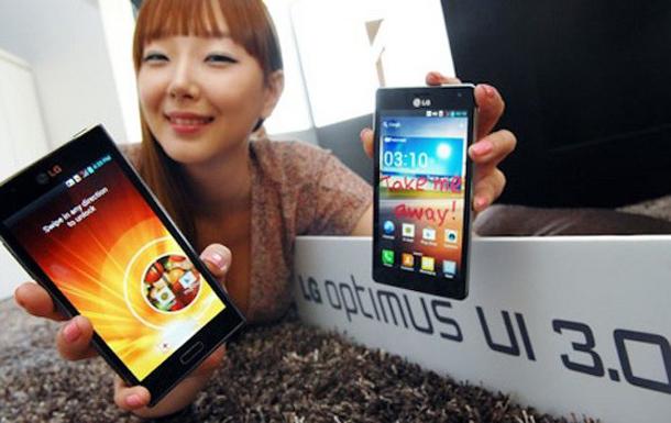 LG bringt Quad Core-Smartphone mit 2 GB RAM. Foto: androidheadlines.com.