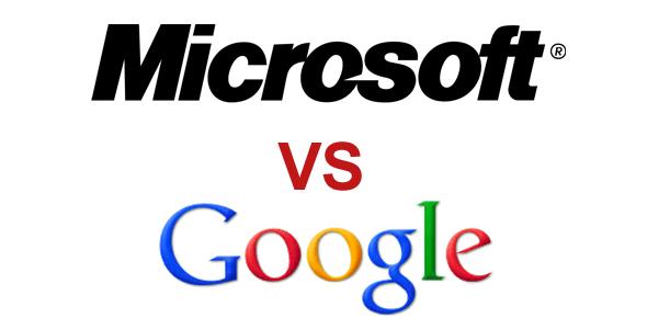 Google will 4 Mrd. US-Dollar pro Jahr an Lizenzgebühren von Microsoft kassieren.