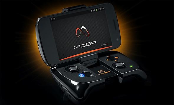 Moga Bluetooth Controller Power A. Foto: Engadget.com.