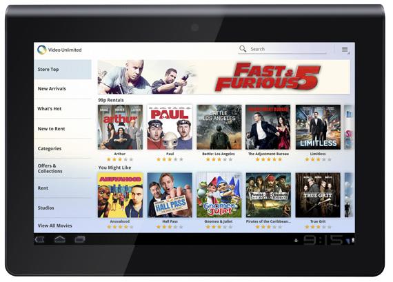 ENTERTAINMENT NETWORK'S MUSIC: Uneingeschränkter Musikgenuss auf jedem Android-Gerät von Sony
