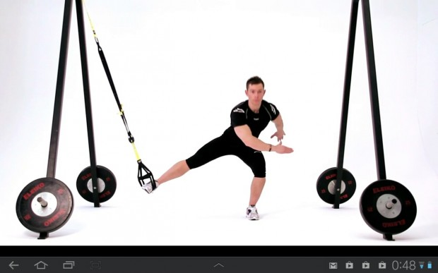Virtual Trainer TRX_1