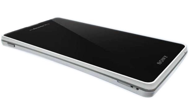 So soll das Sony Xperia Z laut amnaytech aussehen. Foto:. amnaytech.com