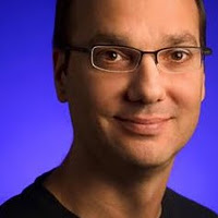 Andy Rubin, der Chefentwickler von Android