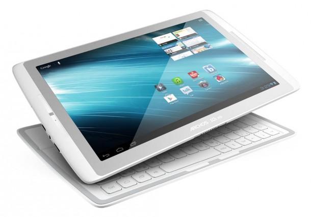 Das neue Android Tablet von Archos kann ab sofort bestellt werden. Foto: Archos.
