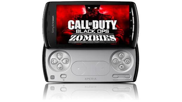 Call of Duty Black Ops erscheint für 30 Tage exklusiv für Xperia Smartphones. Foto: Google Play.