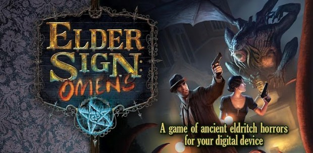 Elder Sign: Omens - Fantasy Flight Games