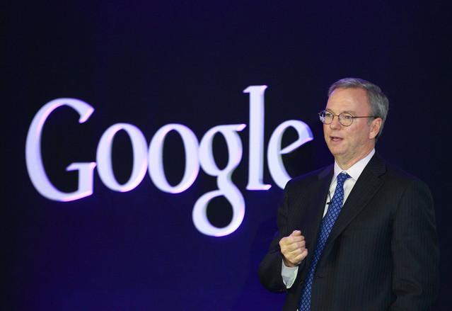"""Eric Schmidt sagt: """"Samsung hatte diese Produkte schon vor einem Jahr!"""""""