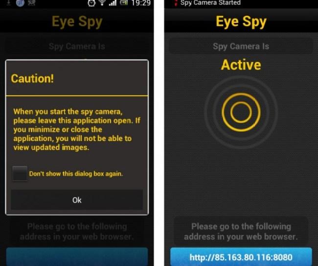 Obwohl Eye Spy mit Sicherheit ärgerliche Schwächen hat, ist das Programm unter Umständen Gold wert.