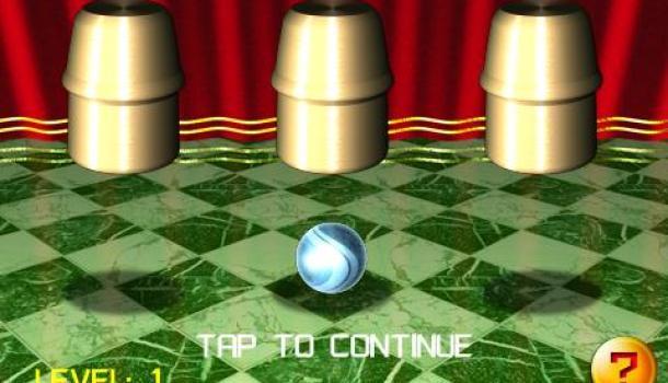 Screen zu Spielbeginn