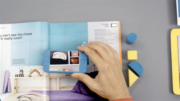 Ikea erweitert den Katalog um eine Augmented-Reality Funktion.
