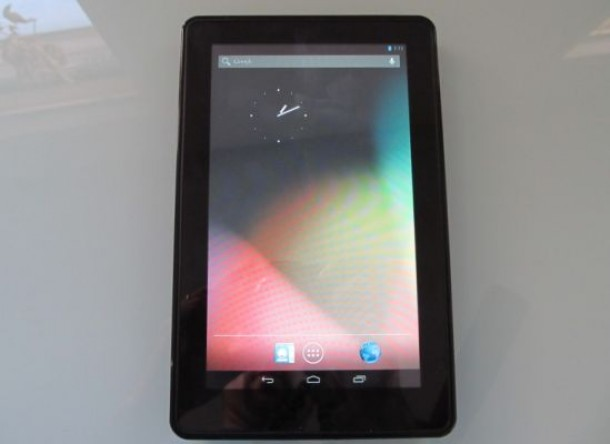 Das Kindle Fire mit Android 4.1 Jellybean. Foto: Liliputing.com