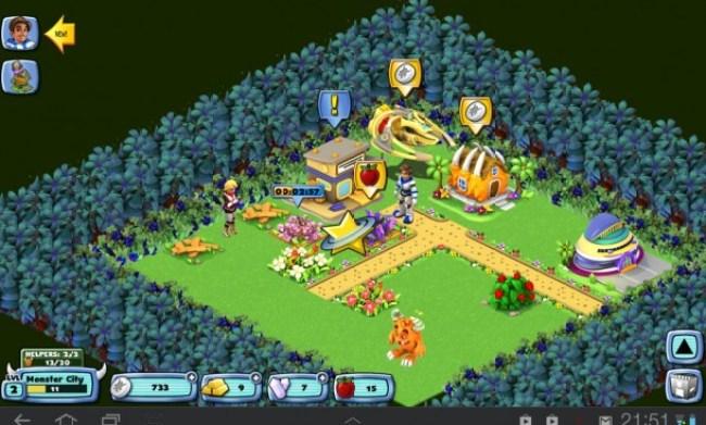 Für Piraten, Drachen, Dinos, Legofiguren, Katzen und Hunde haben wir schon Städte errichtet, nun sind die Monster an der Reihe.