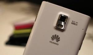 Huwai sorgt mit dem Ascend P1 S für die nächste Superlative (Foto: pcmag.com)