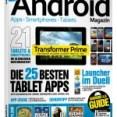Titelblatt Android Magazin 5