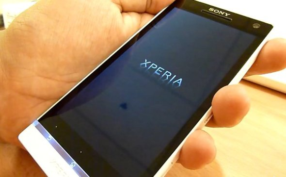 Sony Xperia S - BQ: androidpit.de