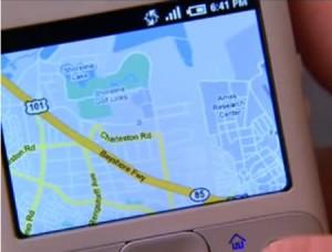 Live wallpaper van Google Maps toont actueel weer - Apps - Android Planet