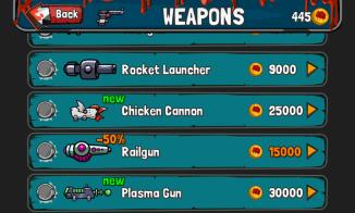 Zombie Road Trip - New Guns 2