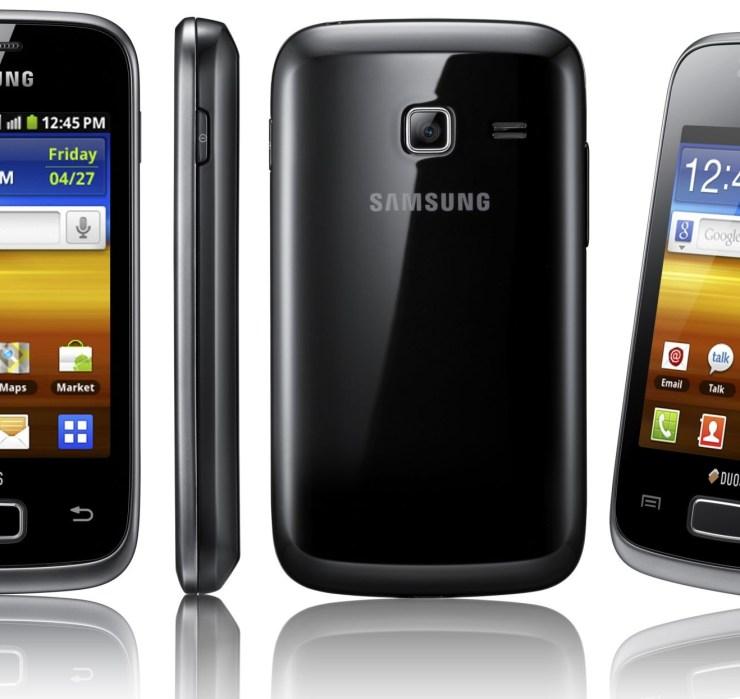 samsung galaxy y s6102 software free download