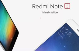 Update Redmi Note to Android 6.0.1-Marshmallow