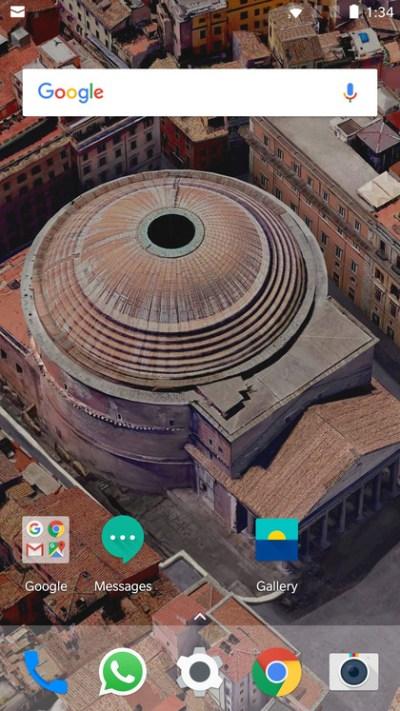 Download Google Pixel 2 stock and live wallpapers QHD [Pixel 2 live wallpaper APK]