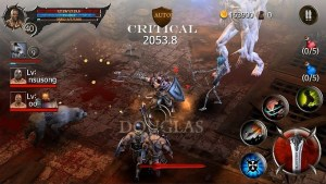 BloodWarrior MOD APK Terbaruv