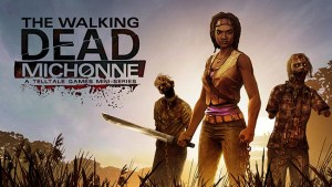 The Walking Dead Michonne Full APK+DATA terbaru