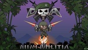 Doodle Army 2 Mini Militia MOD APK 2.2.19 Pro Pack Unlocked terbaru