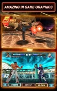 tekken-card-strikes-graphics