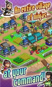 Ninja Village MOD APK Unlimited Gold 2.0.0 terbaru 2016