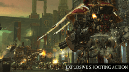 Warhammer 40k Freeblade APK Mod Unlimited Money VIP